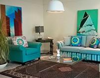 Departamento J.M.V / diseño de interiores