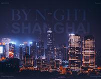 BY NIGHT (SHANGHAI)