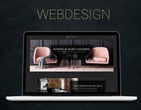 Webpage design | Kavel22