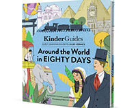 KinderGuides - Around the World in Eighty Days