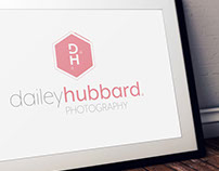 Logo - Dailey Hubbard Photography