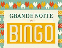 Bingo night fundraising | Poster