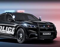 2020 Mustang Mach-E Police