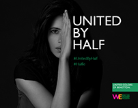 United Colors of Benetton - United By Half Campaign