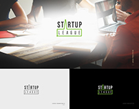 Startup League: Brand Identity Design