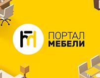 Furniture store branding