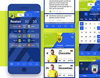 Russian Soccer - iOS and Android app