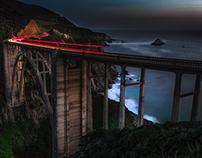 Bixby Bridge - Big Sur CA