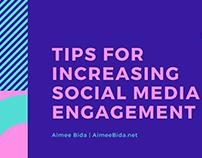 Tips For Increasing Social Media Engagement