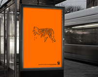 Save Our Animals - WWF advertisement