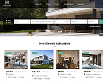 Real Estate Agency site