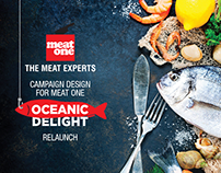 Campaign Design for MeatOne