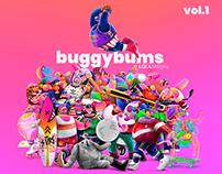 buggybums Vol.1