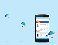 Google Shopping Express Redesign