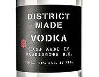 District Made Vodka