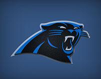 Carolina Panthers Logo (3D Recreation)