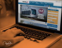 METRO Website Graphics
