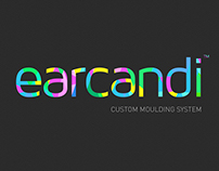 earcandi branding and website design