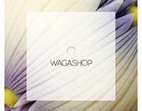 Wagashi E-commerce Website