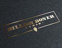 Billion Doner Kebab - Branding