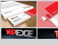 Top Edge Brand Identity