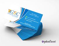 Design cartões de visitas