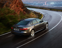 Jaguar Land Rover Pacific Regional Digital Sign Boards