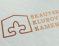 SKAUTSKÁ KLUBOVNA KAMENICE logo