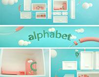 Alphabet - CGI - Type