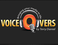 Logo - Voice Overs by Terry Daniel