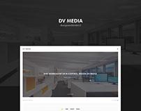 DV Media - Creative - Agency - Brand - Business Company
