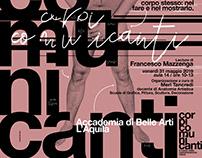 Corpi Comunicanti / Lecture ABA L'Aquila 2019