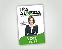 Identidade Visual para Candidata