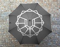 Umbrella group. Сorporate branding
