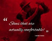 VB Tango Shoes - Buenos Aires - Web Design