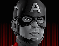Marvel's Avengers: Age of Ultron - Captain America