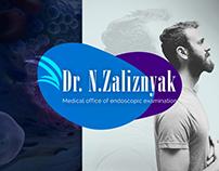 Dr. N.Zaliznyak   Medical office