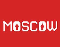 Moscow - Logotype