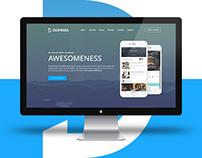 Digimedia - Logo & Website