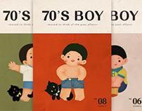 70's boy