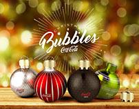 Christmas Bubbles Coca-Cola