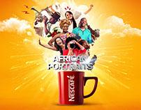 NESCAFE'S AFRICAN PORTRAITS