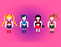 Sailor Pixels!