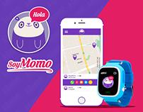 SoyMomo Smartwatch para niños