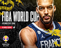 FIBA World Cup Social Media Package 2019