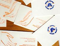 Stamp printing / personal brand