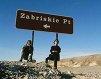 Death Valley -- Zabriskie Point