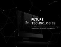 Website design for «INSTATEC»