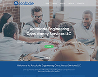 Engineering Consultancy webdesign