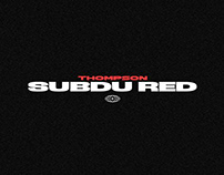 Subdu Red